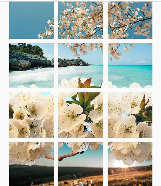 7 Cara membuat feed instagram nyambung dengan aplikasi gratis © 2019 brilio.net