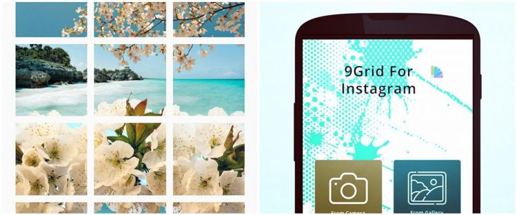 7 Aplikasi gratis bikin feed Instagram nyambung, mudah dipakai