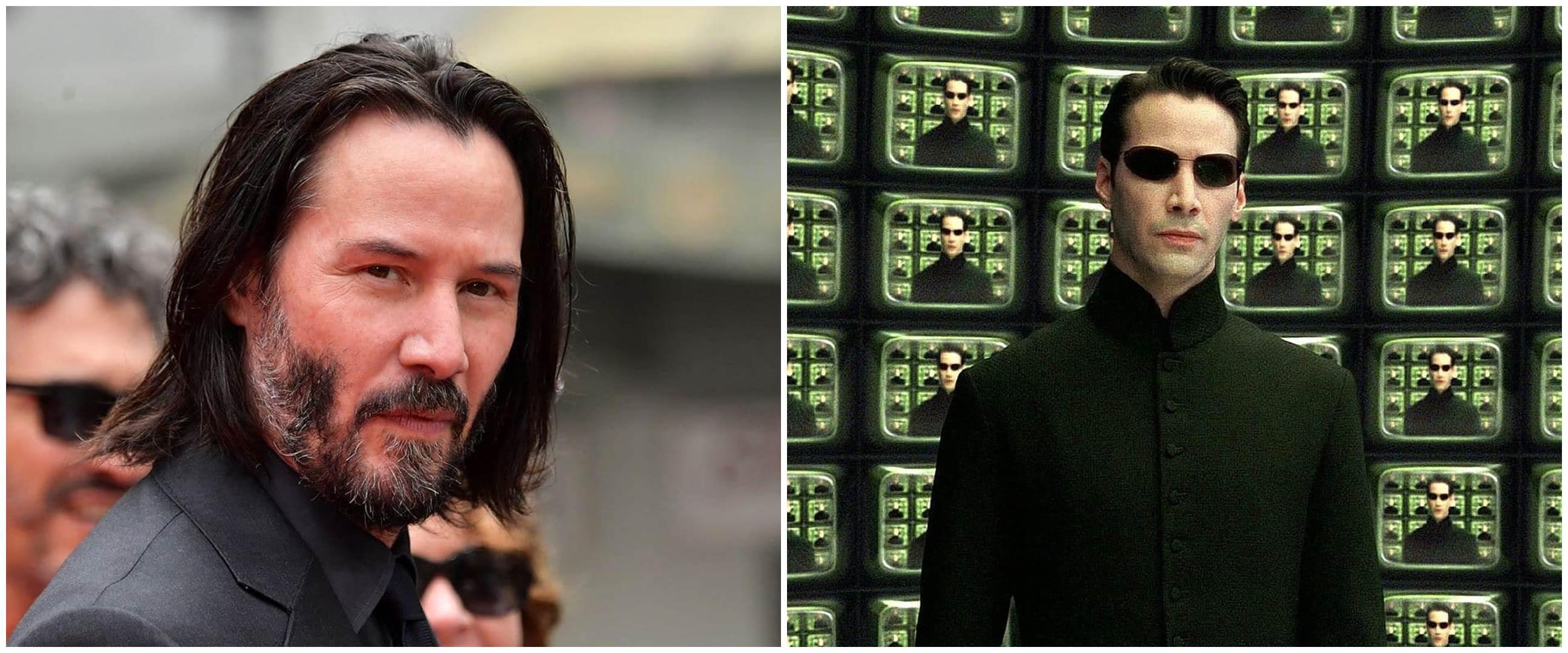 Dibintangi Keanu Reeves, Matrix 4 dan John Wick 4 rilis bareng