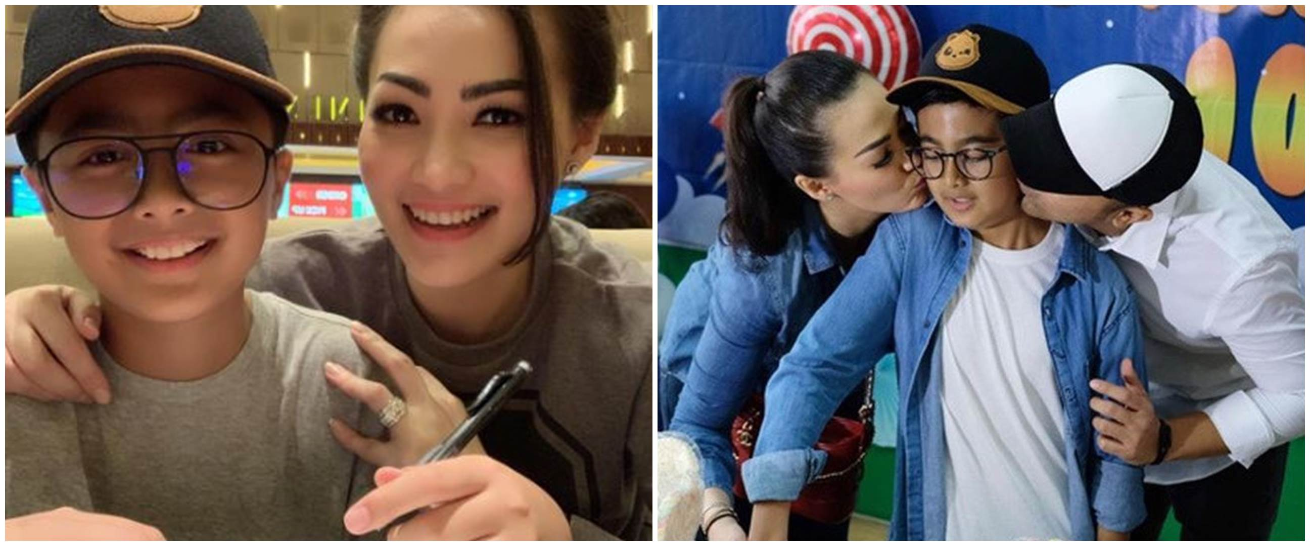 6 Potret Bintang Pratama anak Christy Jusung yang beranjak remaja