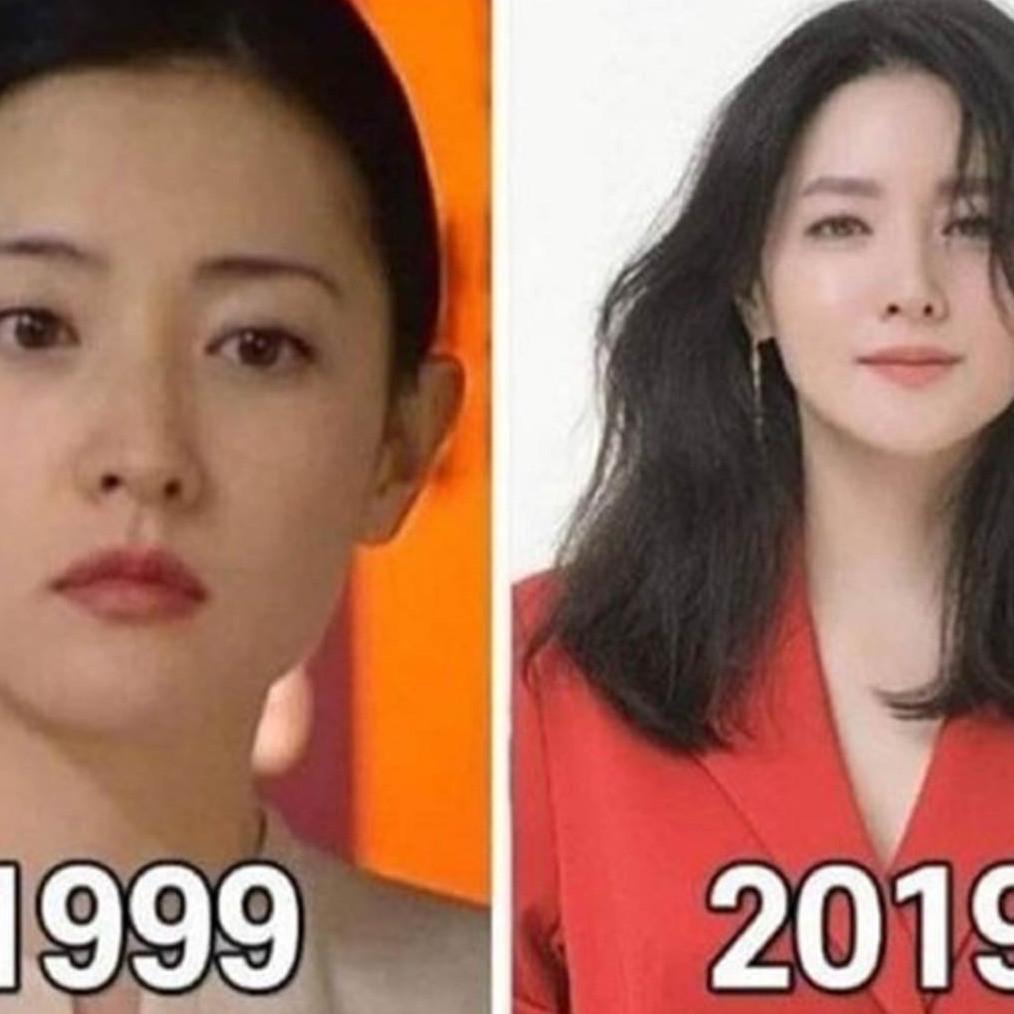 Transformasi 10 aktris Korea 20 tahun lalu vs kini, awet muda