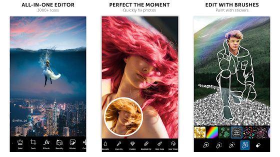 10 Aplikasi edit background foto di Android, foto makin kece freepik.com