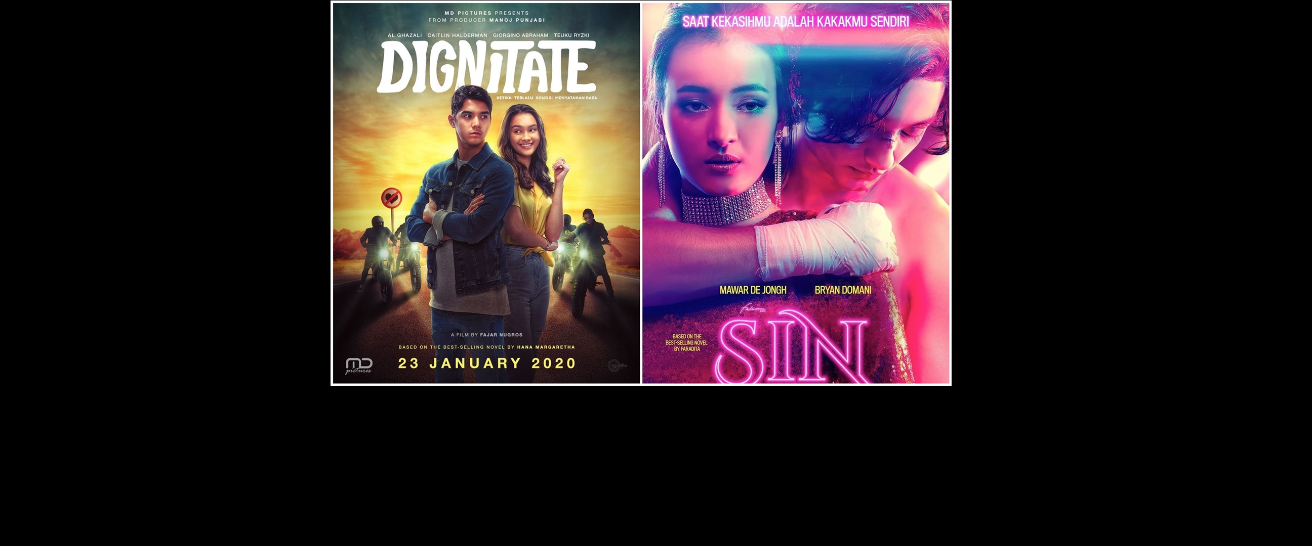 11 Film Indonesia adaptasi Wattpad, terbaru Dignitate