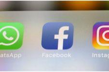 WA & Instagram bertuliskan 'from Facebook', ini penjelasannya