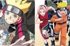 9 Perbedaan Boruto dan Naruto, dari karakter hingga alur cerita