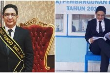 Raih gelar sarjana, ini 8 momen Pasha Ungu sidang skripsi