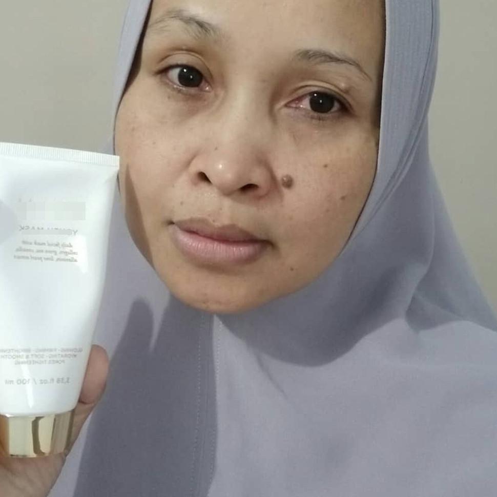 Viral emak-emak jago makeup, 8 foto usai dandan bikin pangling