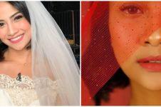 6 Fakta pernikahan Vanessa Angel, sosok suami bikin penasaran