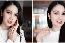 5 Nilai kehidupan Sandra Dewi pasca menikah, selalu rendah hati