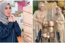 5 Momen ultah Amy Qanita, kado dari Raffi buat Syahnaz nangis