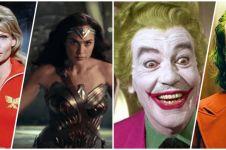 7 Perbedaan tokoh superhero dulu vs kini, ada yang nggak berubah