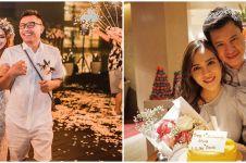 Cara 5 seleb rayakan hari jadi pernikahan ini so sweet & bikin baper