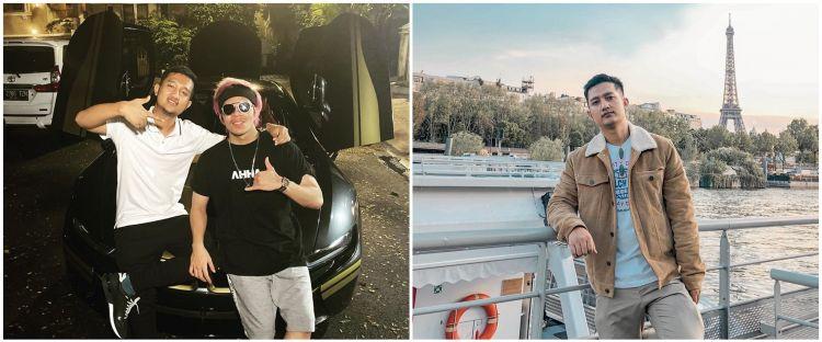 8 Pesona Tom Liwafa, crazy rich yang beli mobil Atta Halilintar