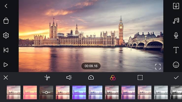 Aplikasi edit video Android terbaik 2019 Istimewa