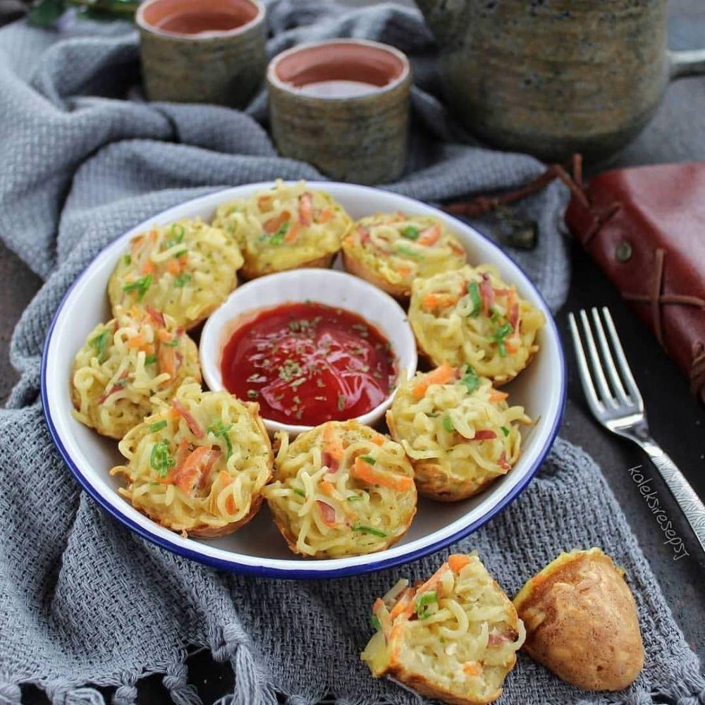 Resep masakan sederhana anak kos Instagram