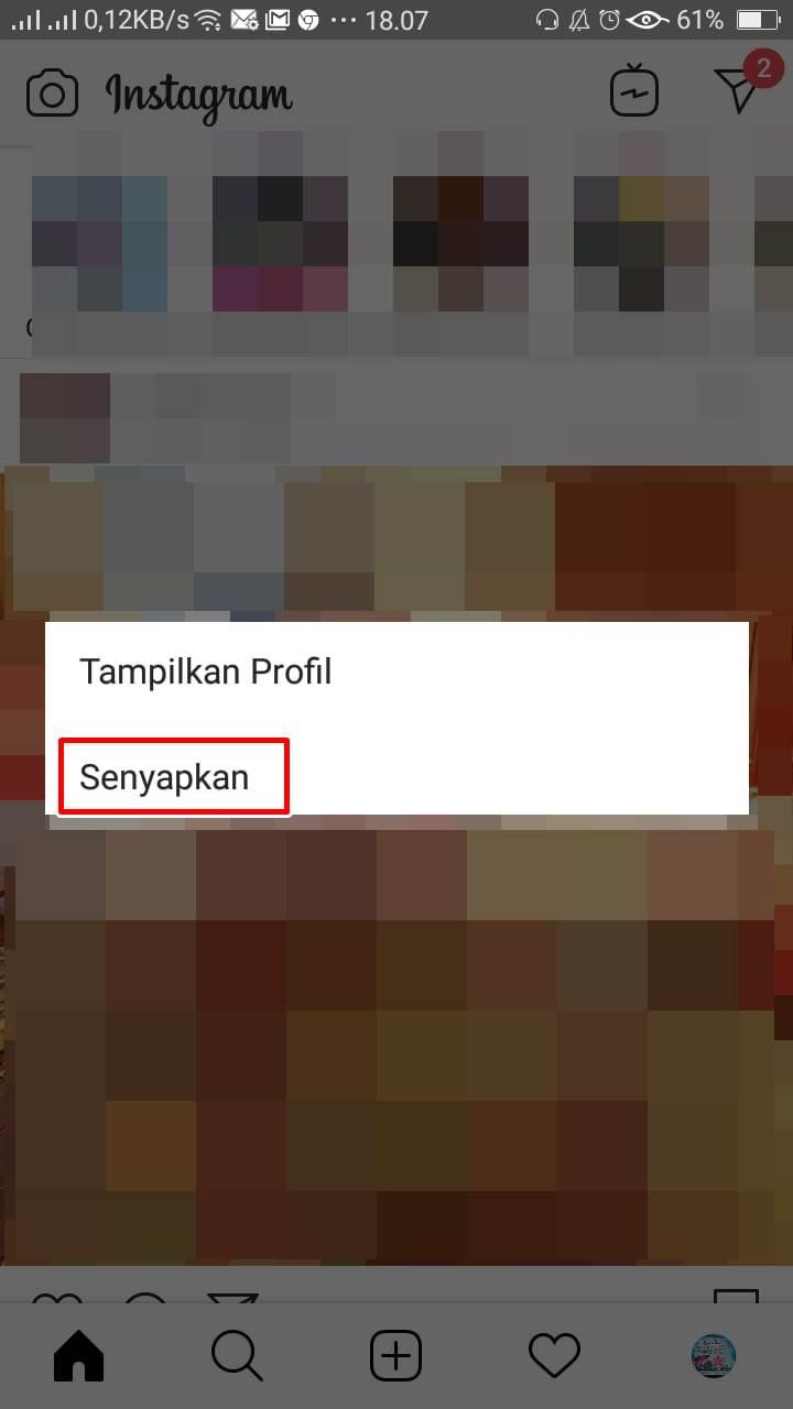 Cara menghapus IG Story pixabay.com