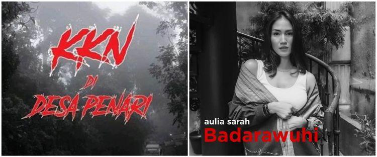 7 Pesona Aulia Sarah, digadang jadi Badarawuhi di KKN Desa Penari