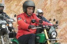 Jokowi: BJ Habibie seorang negarawan yang patut dijadikan teladan