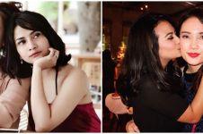 6 Potret akrab Vanessa Angel & Feby Febiola, beda usia 13 tahun