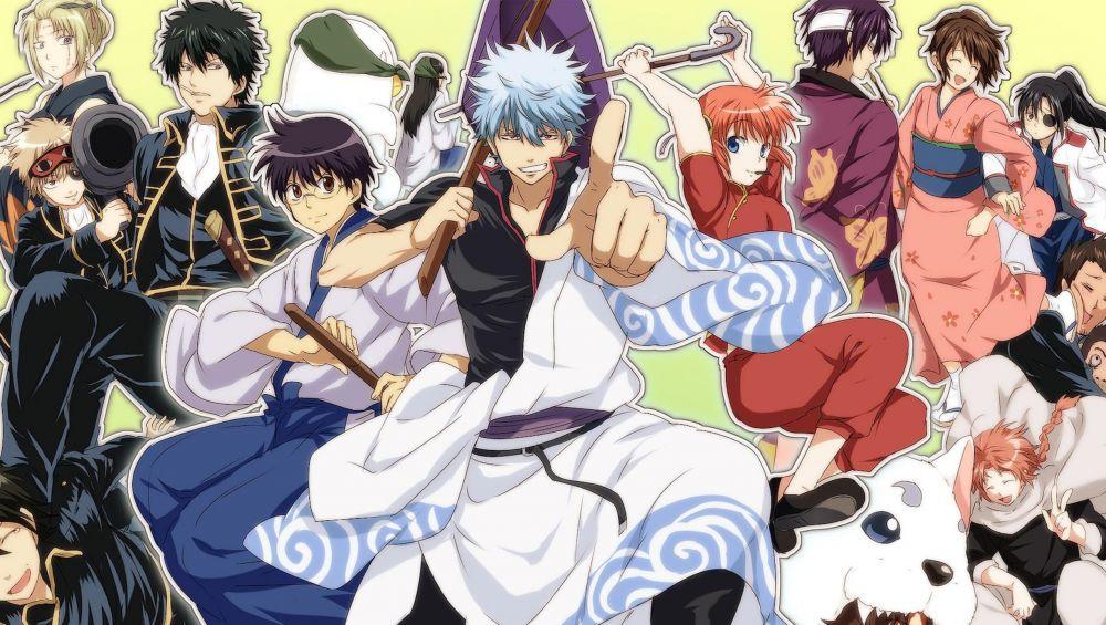 anime lebih sukses dari manganya © 2019 brilio.net