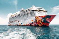 Wisata dengan kapal pesiar jadi tren di kalangan anak muda