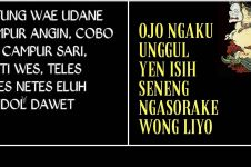60 Kata-kata bijak bahasa Jawa, penuh makna dan inspiratif