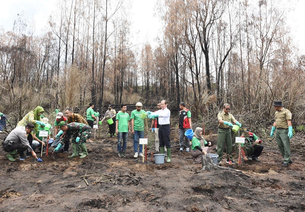 5 Fakta di balik keelokan Gunung Ijen, blue fire jadi primadona dok. Bakti Lingkungan Djarum Foundation