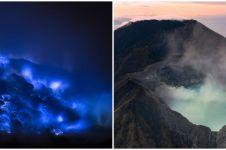 5 Fakta di balik keelokan Gunung Ijen, blue fire jadi primadona