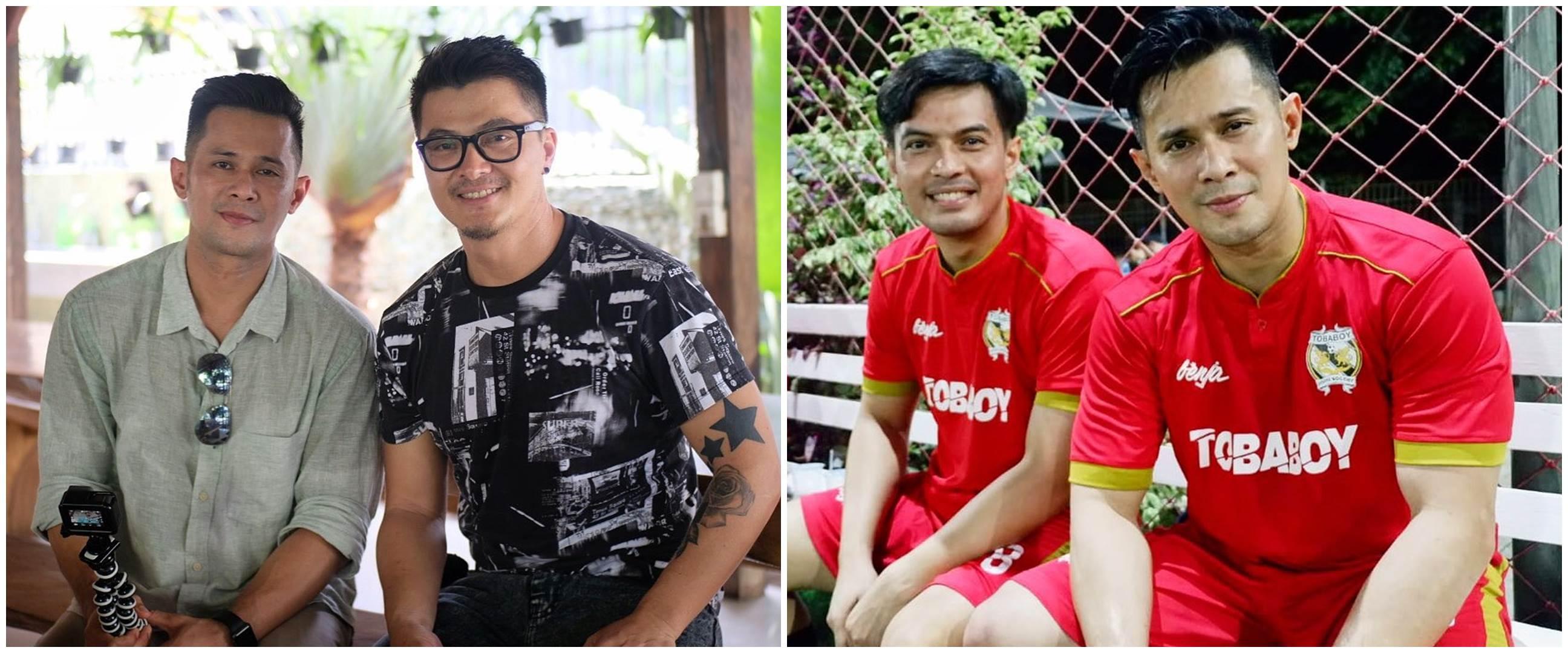 9 Momen seru reuni para pemain FTV legendaris Indonesia