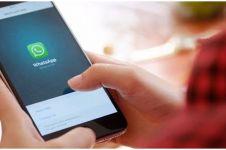 Cara mudah update WhatsApp (WA) versi terbaru Android dan iOS