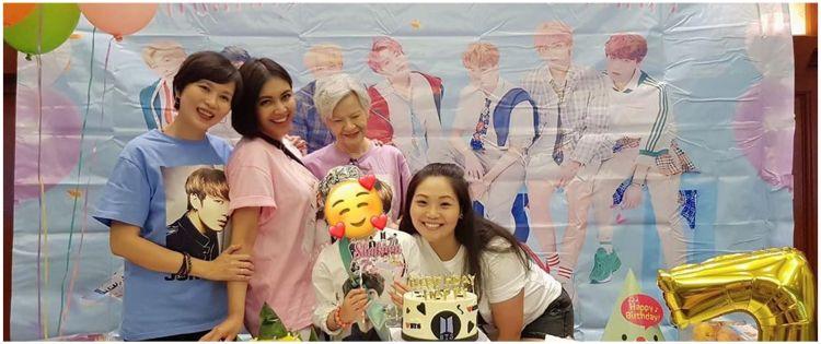 Pesta ulang tahun 5 anak seleb ini bertema K-Pop, keren!