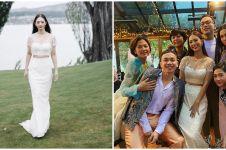 9 Momen pesta pernikahan Nadia Saphira 'AADC' di Selandia Baru