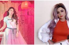 Gaya 8 pedangdut dandan ala artis Korea, Soimah mirip Park Bo-young