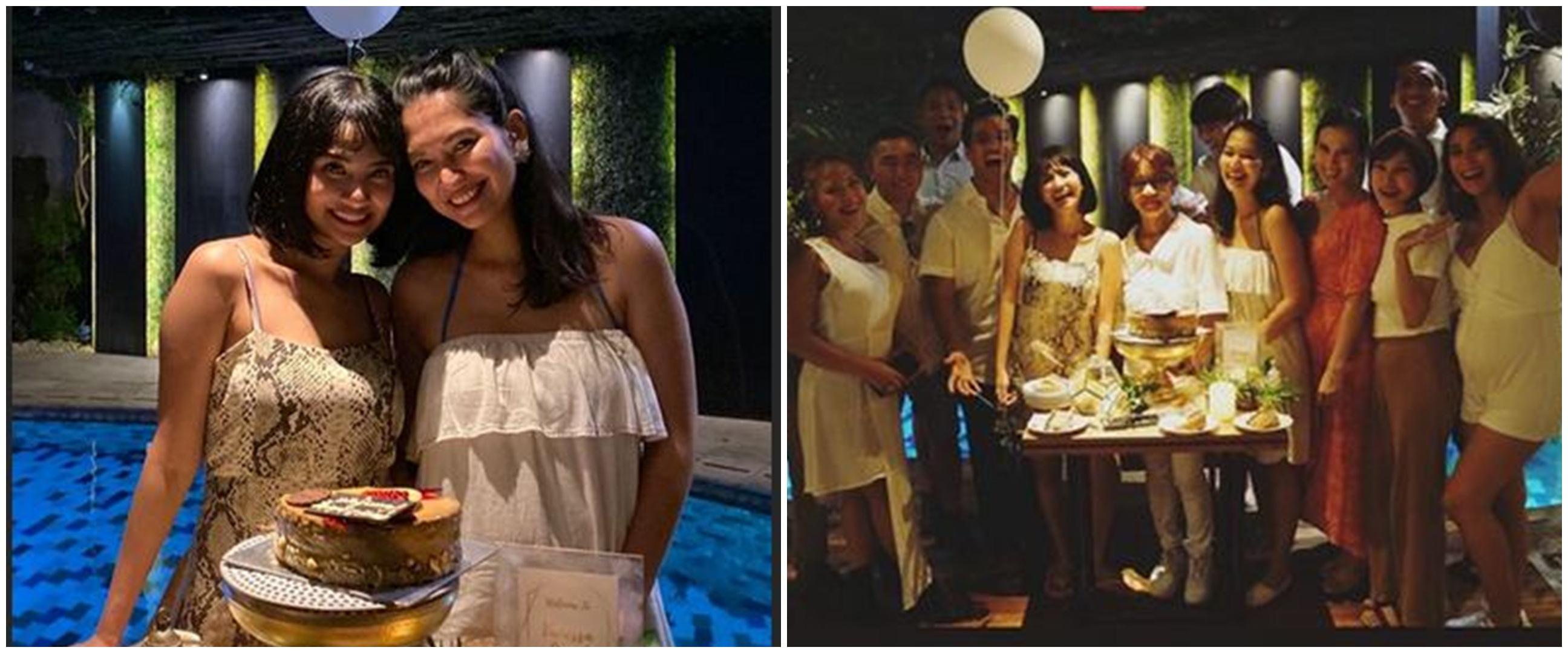 8 Momen ultah Vanessa Angel di Bali, dihadiri mantan kekasih