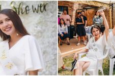 10 Potret baby shower Acha Sinaga di Sydney, penuh kebahagiaan