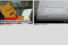 10 Meme lucu 'tulisan jelek' ini endingnya bikin geleng kepala