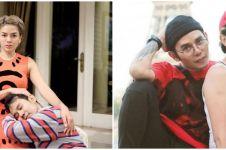 6 Momen kebersamaan Nikita Mirzani & penata rambutnya, kompak