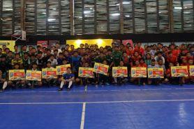 SMA 7 Surabaya sabet gelar juara kompetisi futsal Prambors Skulympic