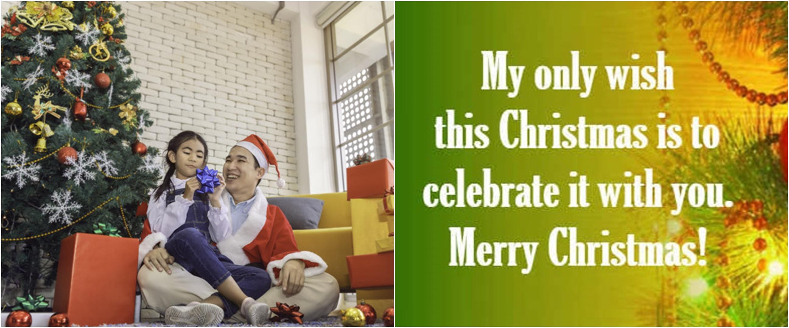 40 Kata-kata ucapan Natal dan Tahun Baru 2020