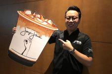 Dirintis setahun, bisnis kopi kekinian Janji Jiwa raih rekor MURI