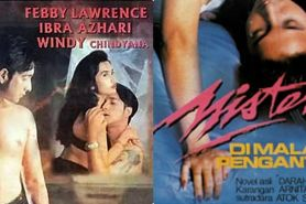 5 Film dewasa yang dibintangi Ibra Azhari, populer era 90-an
