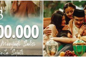 5 Fakta film Habibie & Ainun 3, dalam 5 hari 1 juta penonton