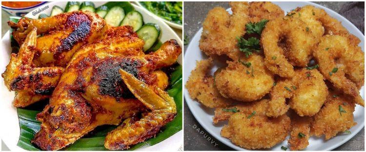 11 Resep hidangan malam Tahun Baru 2020, enak & praktis