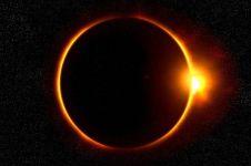Gerhana matahari cincin lintasi Indonesia, ini perkiraan waktunya