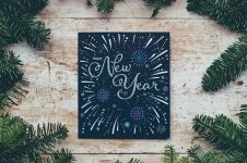 30 Kata-kata ucapan Tahun Baru 2020 bijak dan keren