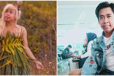 6 Potret Mimi Peri bergaya maskulin, mengaku ingin berubah