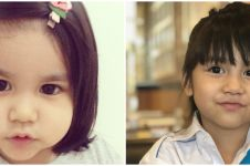 6 Potret terbaru selebgram cilik Ayasha Putri, makin imut
