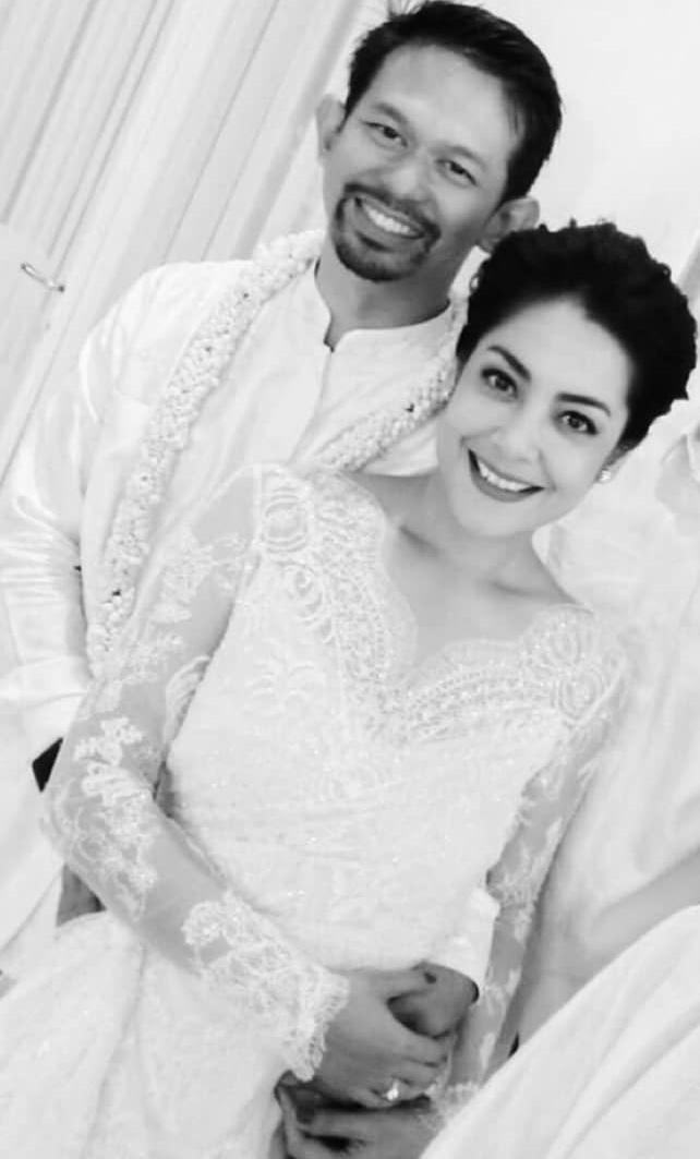 pernikahan janda mengejutkan 2019  Instagram