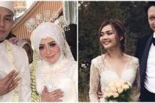 Usai bercerai, 6 seleb cantik menikah lagi pada 2019