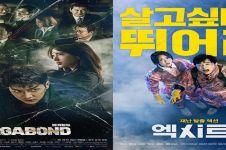 5 Film dan Drama Korea action romantis sepanjang 2019, seru